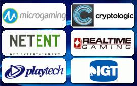 casino software providers