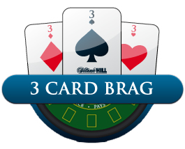 Play 3 Card Brag Online at Casino.com Canada