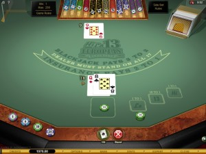 hi low 13 blackjack