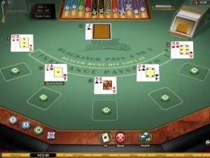 vegas downtown blackjack