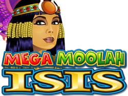 Mega-Moolah-Isis-Logo