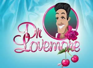 dr lovemore progressive slot logo