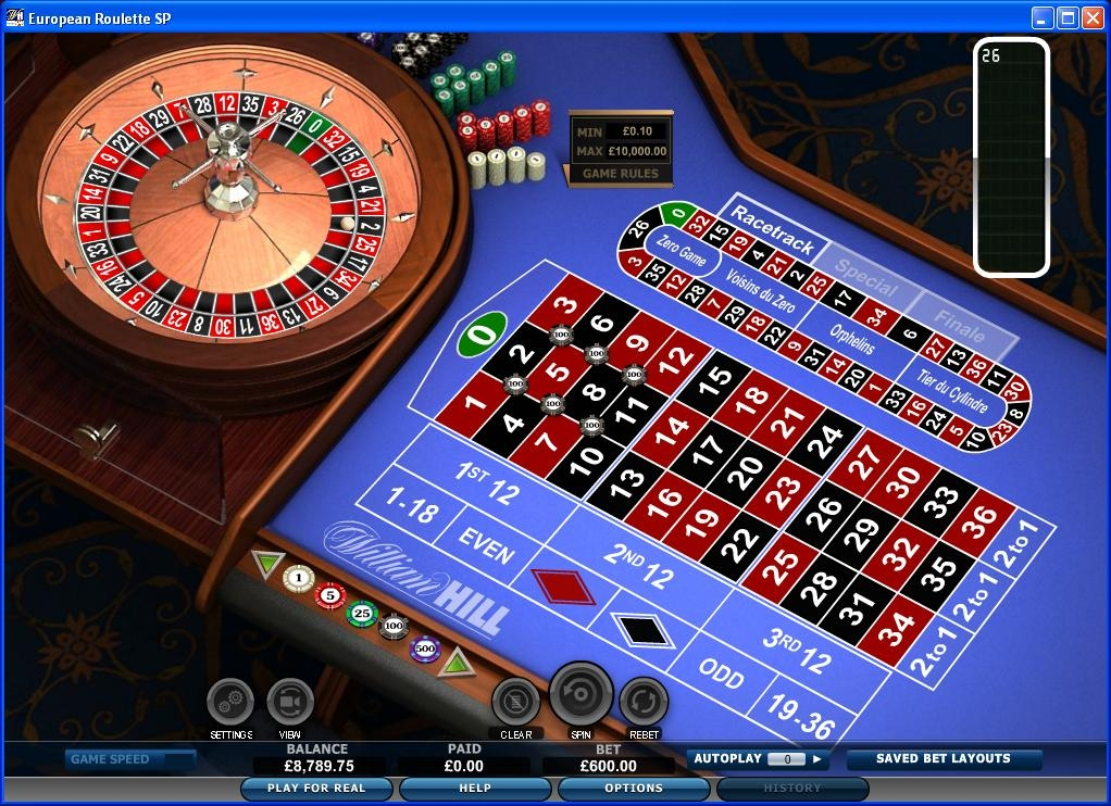 Play Online Slots Blackjack and Roulette