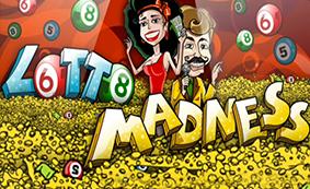 lotto madness slot logo