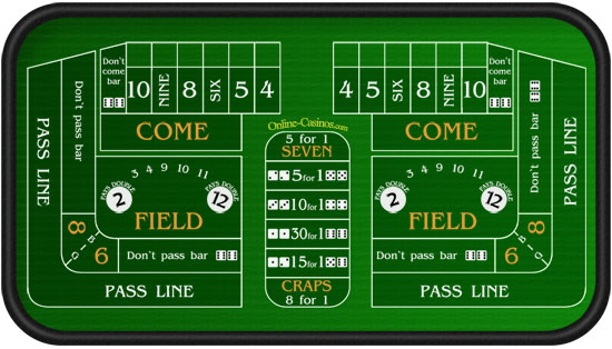 best online craps casino book ofra