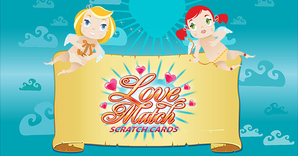 Play Love Match Scratch at Casino.com UK