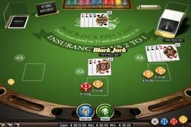 netent standard blackjack