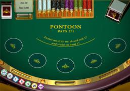 playtech pontoon