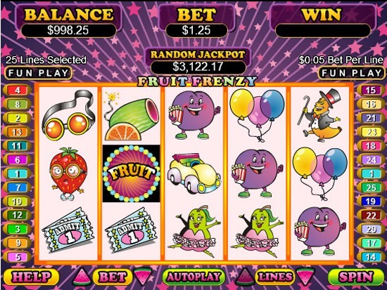 Real cash casino games