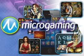 microgaming slots bonus