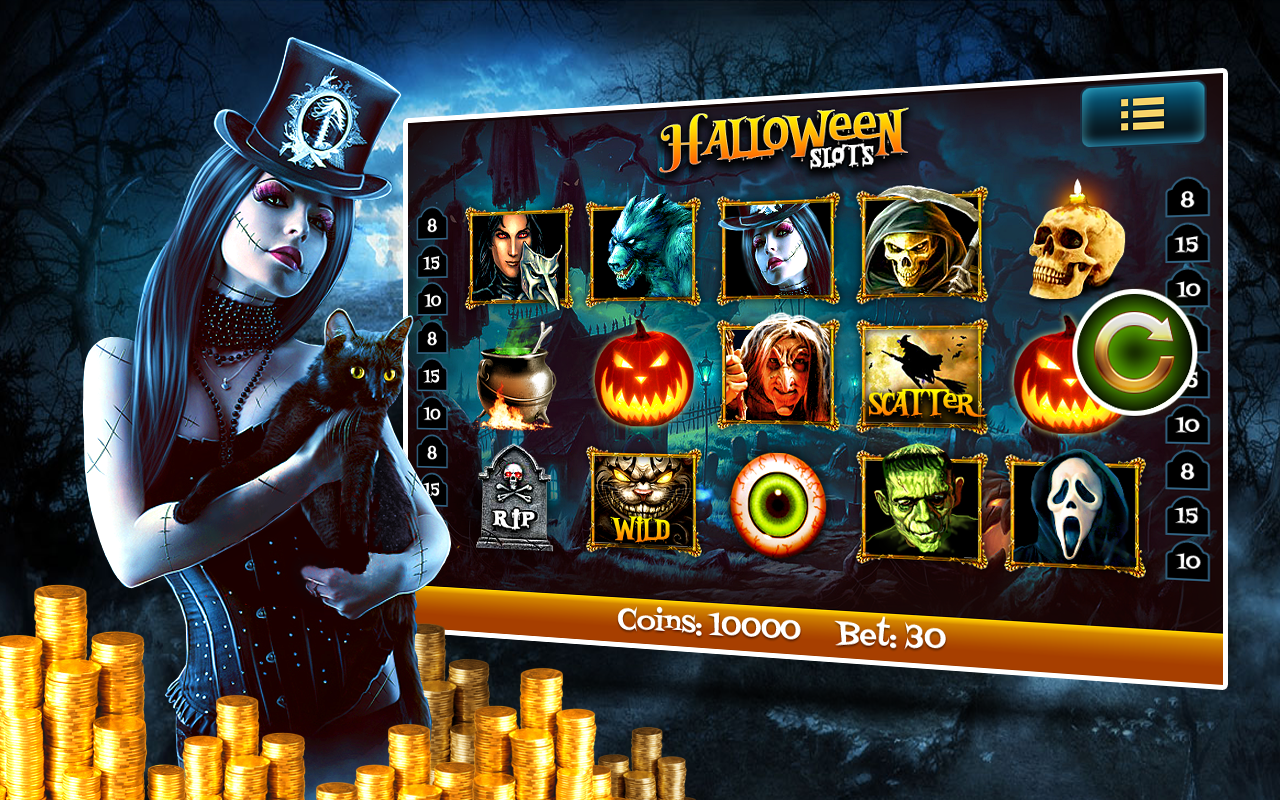 Play Halloween online now