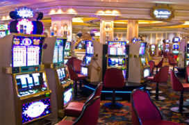 slots in vegas