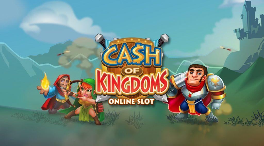 Cash of Kingdoms Slot Logo