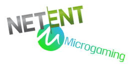 NetEnt and Microgaming Slots